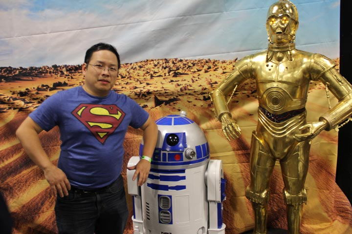 1) Were these the droids you were looking for?