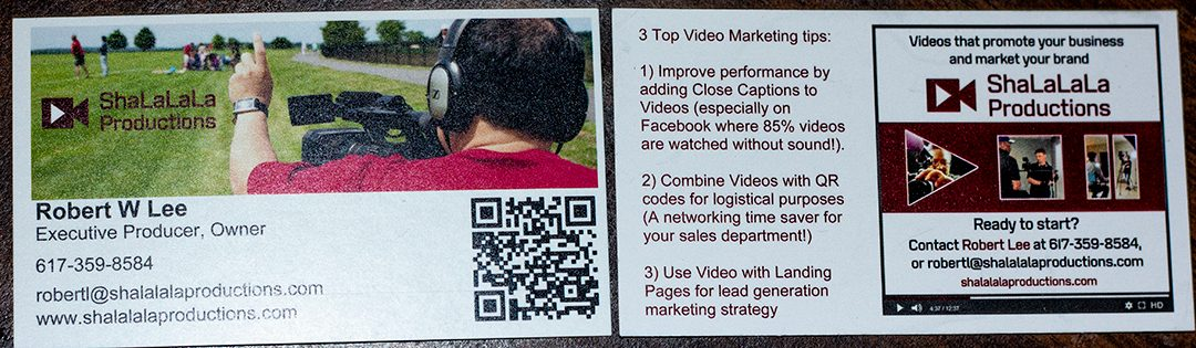 3 Simple Tips for Effective Video Marketing